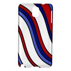 Decorative Lines Samsung Galaxy Note 3 N9005 Hardshell Case