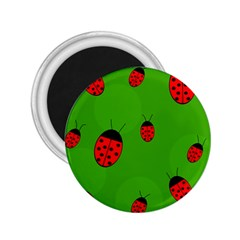 Ladybugs 2.25  Magnets