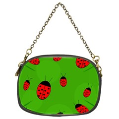 Ladybugs Chain Purses (Two Sides)