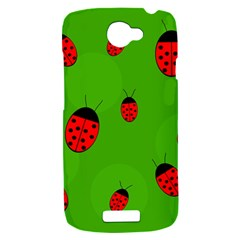 Ladybugs HTC One S Hardshell Case
