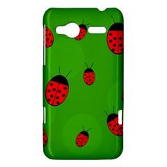 Ladybugs HTC Radar Hardshell Case