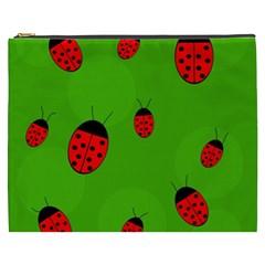 Ladybugs Cosmetic Bag (XXXL)