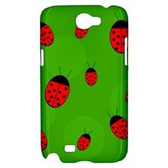 Ladybugs Samsung Galaxy Note 2 Hardshell Case
