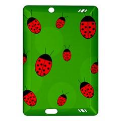 Ladybugs Amazon Kindle Fire HD (2013) Hardshell Case