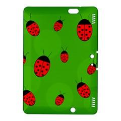 Ladybugs Kindle Fire HDX 8.9  Hardshell Case