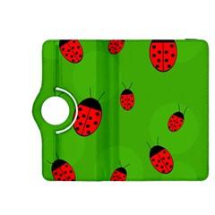 Ladybugs Kindle Fire HDX 8.9  Flip 360 Case