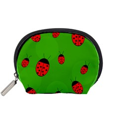 Ladybugs Accessory Pouches (Small)