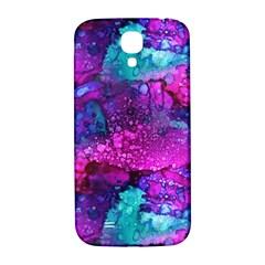 Melting In Purple Samsung Galaxy S4 I9500/I9505  Hardshell Back Case