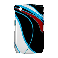 Blue, Red, Black And White Design Curve 8520 9300