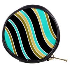 Elegant Lines Mini Makeup Bags