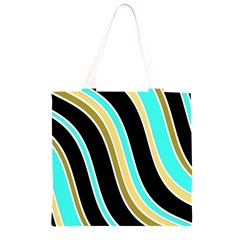 Elegant Lines Grocery Light Tote Bag