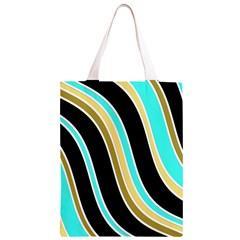 Elegant Lines Classic Light Tote Bag