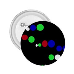 Colorful Dots 2.25  Buttons