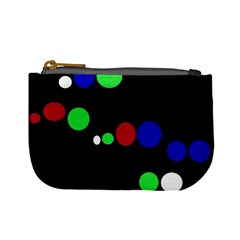 Colorful Dots Mini Coin Purses