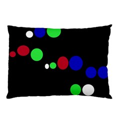Colorful Dots Pillow Case (Two Sides)
