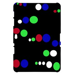Colorful Dots Samsung Galaxy Tab 10.1  P7500 Hardshell Case