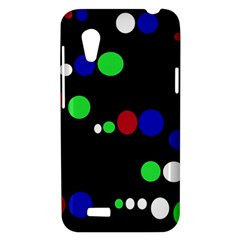 Colorful Dots HTC Desire VT (T328T) Hardshell Case