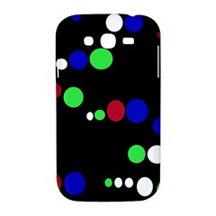 Colorful Dots Samsung Galaxy Grand DUOS I9082 Hardshell Case