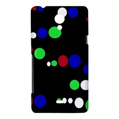 Colorful Dots Sony Xperia T