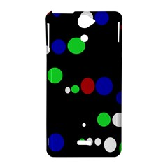 Colorful Dots Sony Xperia V