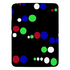 Colorful Dots Samsung Galaxy Tab 3 (10.1 ) P5200 Hardshell Case