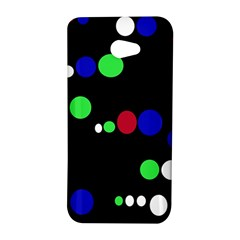 Colorful Dots HTC Butterfly S/HTC 9060 Hardshell Case