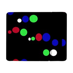 Colorful Dots Samsung Galaxy Tab Pro 8.4  Flip Case