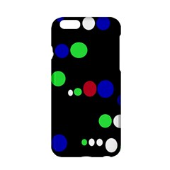 Colorful Dots Apple iPhone 6/6S Hardshell Case