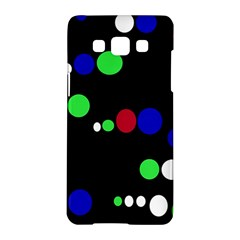 Colorful Dots Samsung Galaxy A5 Hardshell Case