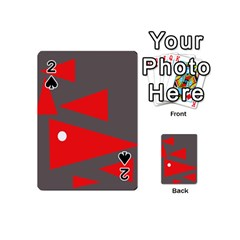 Decorative Abstraction Playing Cards 54 (mini)