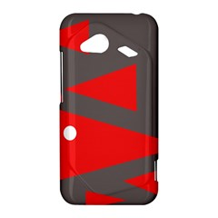 Decorative Abstraction HTC Droid Incredible 4G LTE Hardshell Case