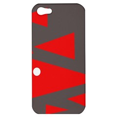 Decorative Abstraction Apple Iphone 5 Hardshell Case