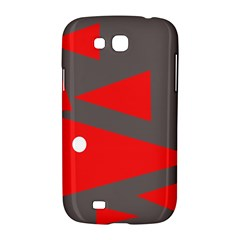 Decorative Abstraction Samsung Galaxy Grand GT-I9128 Hardshell Case