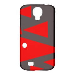 Decorative Abstraction Samsung Galaxy S4 Classic Hardshell Case (PC+Silicone)