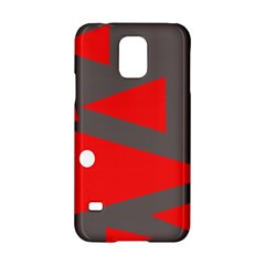 Decorative Abstraction Samsung Galaxy S5 Hardshell Case
