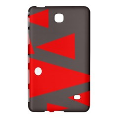 Decorative Abstraction Samsung Galaxy Tab 4 (8 ) Hardshell Case