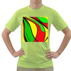 Colors Of Jamaica Green T-Shirt