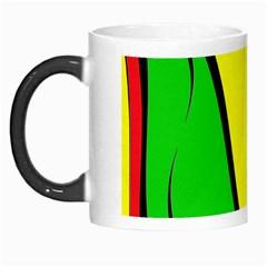Colors Of Jamaica Morph Mugs