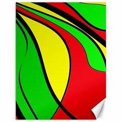 Colors Of Jamaica Canvas 18  x 24