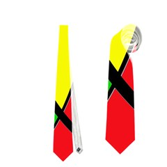 Colors Of Jamaica Neckties (One Side)
