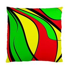 Colors Of Jamaica Standard Cushion Case (Two Sides)