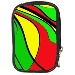 Colors Of Jamaica Compact Camera Cases