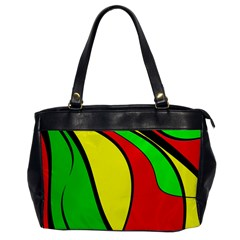 Colors Of Jamaica Office Handbags