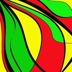 Colors Of Jamaica Magic Photo Cubes