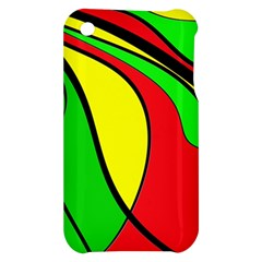 Colors Of Jamaica Apple iPhone 3G/3GS Hardshell Case