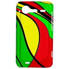 Colors Of Jamaica HTC Incredible S Hardshell Case