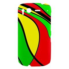 Colors Of Jamaica HTC Desire S Hardshell Case
