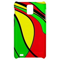 Colors Of Jamaica Samsung Infuse 4G Hardshell Case