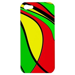 Colors Of Jamaica Apple iPhone 5 Hardshell Case