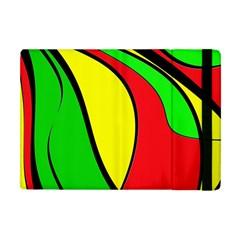 Colors Of Jamaica Apple iPad Mini Flip Case